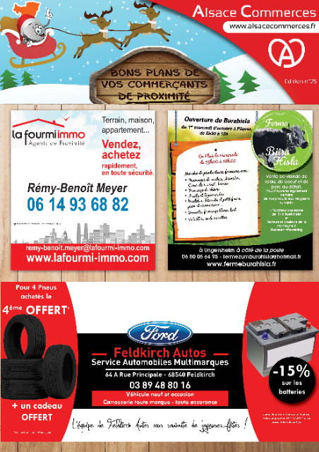 Edition 25 / Ensisheim